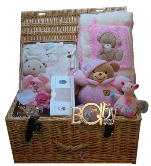 Luxury Baby Gift Hamper : The grand old duke luxury baby gift hamper uk rock a bye