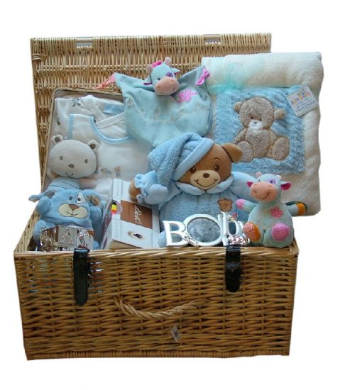 Luxury Baby Gift Hamper : Hampers for baby