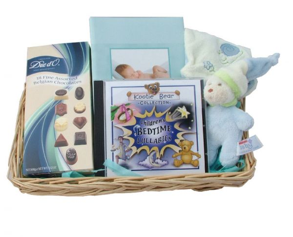 New Baby Boy Gift Baskets Uk : Old mother hubbard new born baby gift baskets uk rock a