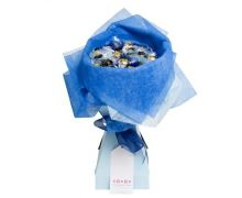 Little Boy Blue Chocolate Bouquet (Medium)