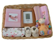 Cry Baby Bunting Baby Gift Baskets
