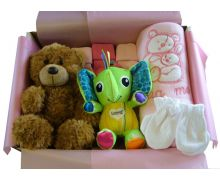 Diddle Diddle Dumpling New Baby Gift Box