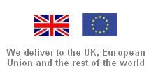 We deliver to the UK, European Union and the rest of the world