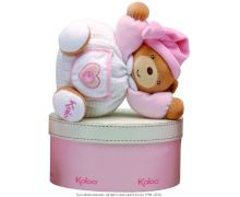 Kaloo First Chubby Bear in Gift Box